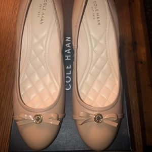 Cole Haan Tali Lace Wedge (40mm)